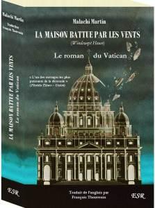 La maison battue par les vents - Le roman du Vatican