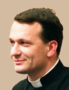 L'abbé Christian Thouvenot.