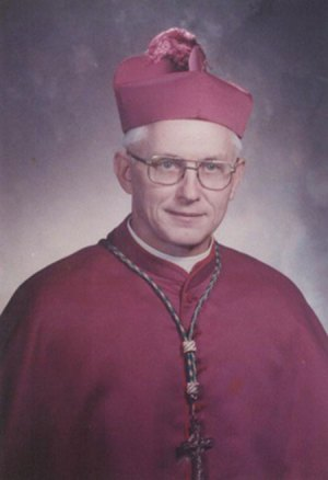 Mgr Louis Vezelis O.F.M. †