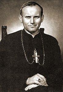 Wojtyla jeune évêque