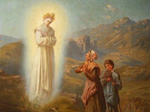 Très Sainte Vierge Marie, La Salette, 19 septembre 1846