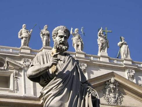 Saint-Pierre Apôtre - Place Saint-Pierre - Vatican