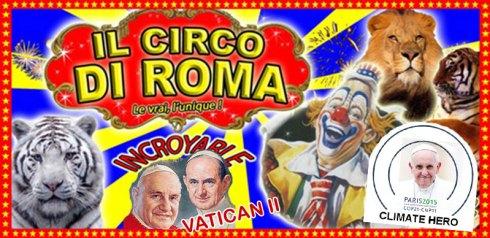 Il circo di Roma, 1958-2016