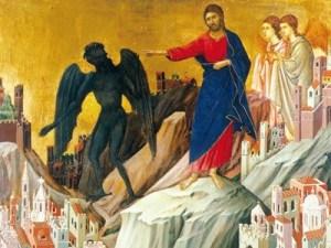 Jésus chasse le Démon