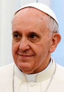 Jorge Mario Bergoglio, alias Le Clown Blanc
