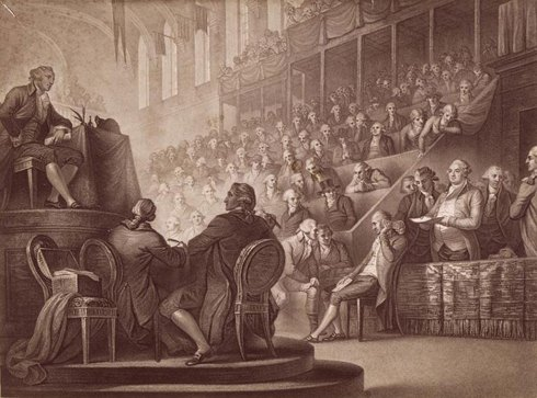 Louis XVI devant la Convention