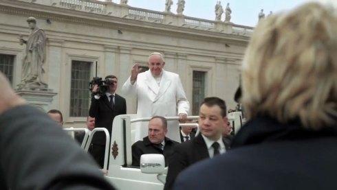 Bergoglio, alias François Ø