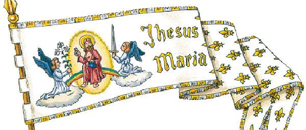 Étendard de Jeanne d'Arc