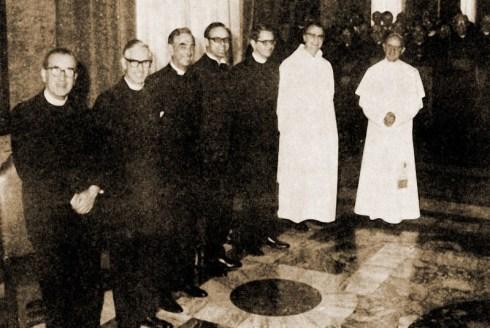 SIX PROTESTANTS à Vatican II (d'Eux)