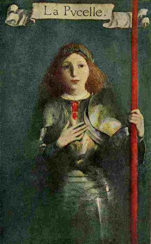 Jeanne, la Pucelle