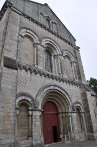 Poitiers, église Saint-Hilaire-le-Grand