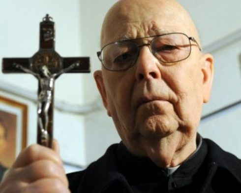 Le Révérend Père Gabriele Amorth