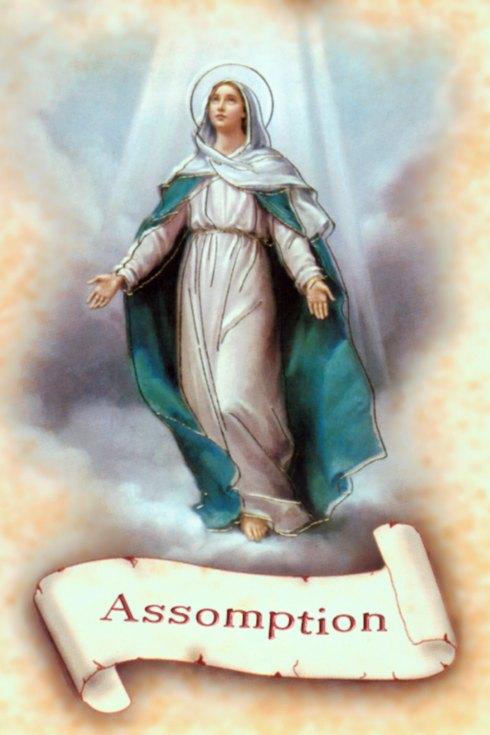 Assomption de la Très Sainte Vierge Marie