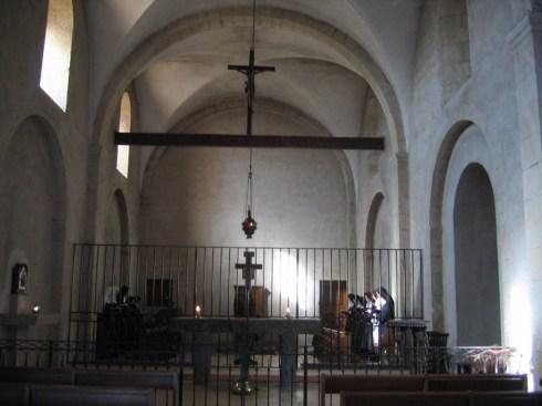 L'église de La Font Saint-Joseph à Cotignac