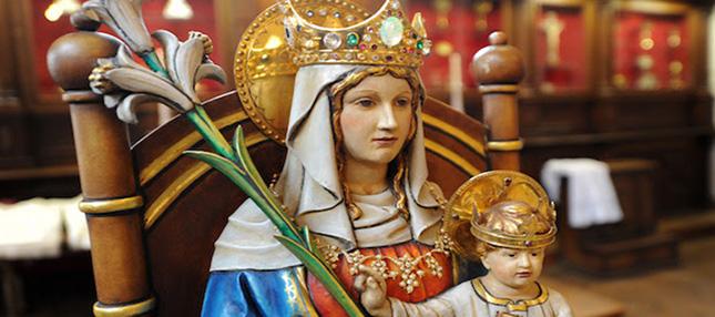 Notre-Dame de Walsingham veille sur l'Angleterre