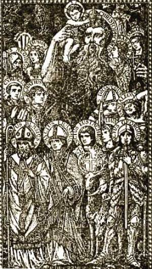 Les Saints auxiliaires