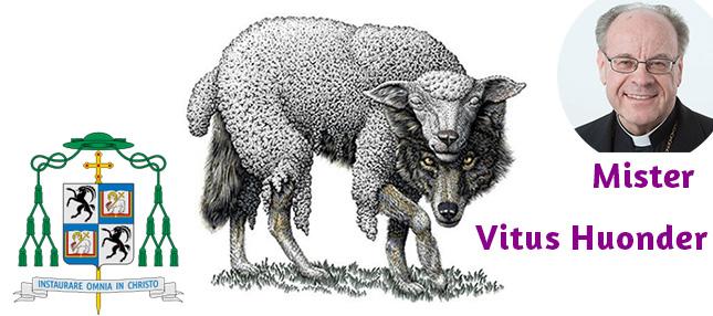 Mr Vitus Huonder le loup déguisé en brebis