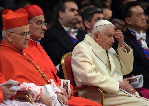 Joseph Aloisius Ratzinger alias Benoît XVI