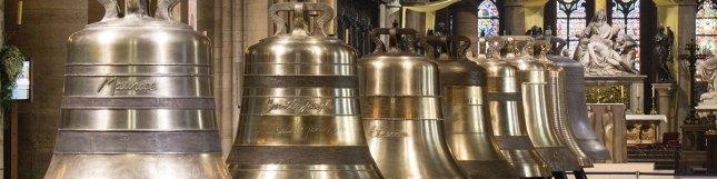 Les cloches de Notre-Dame de Paris