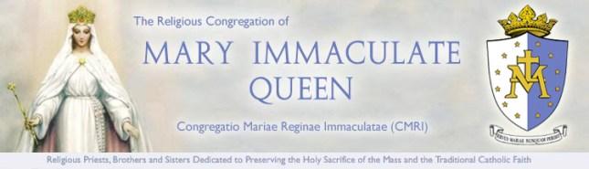 CMRI: A Traditional Catholic Religious Congregation