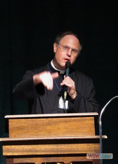Le Révérend Père Dominic Radecki, CMRI