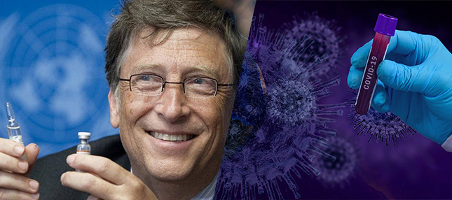 Le programme de <b>vaccination</b> globaliste et dictatorial de Bill Gates