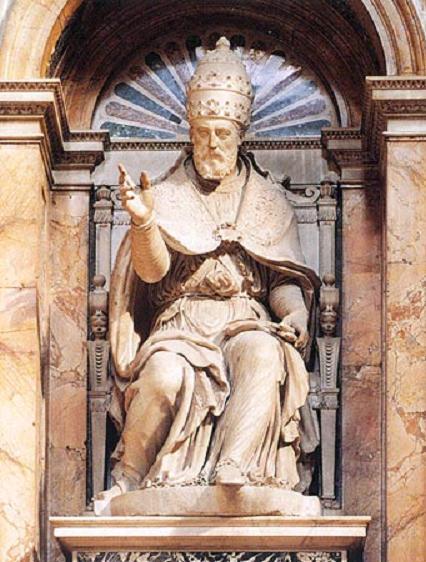 Le pape saint Libère