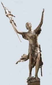 Jeanne d'Arc à Saint Pétersbourg