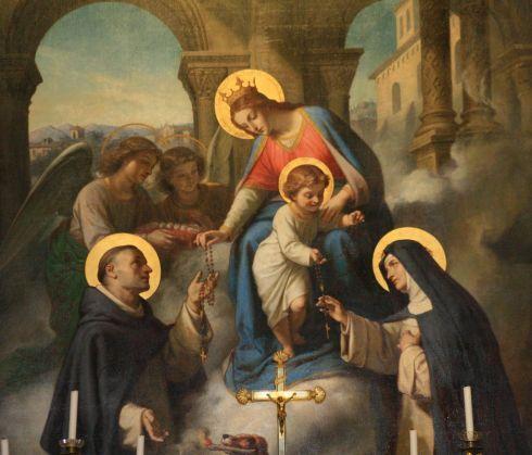 Notre-Dame du saint Rosaire