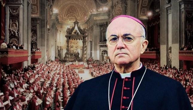 L'abbé Carlo Maria Viganò