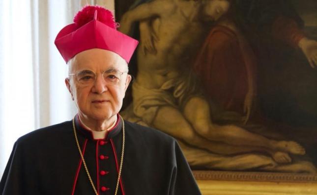 L'abbé Carlo Maria Viganò est un Marrane!