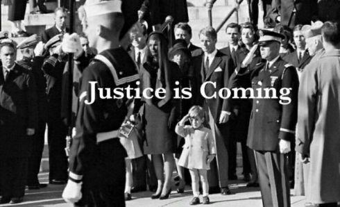 La justice arrive