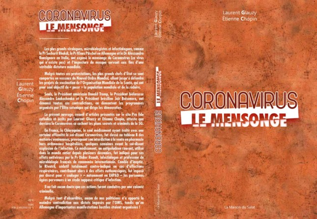 CORONAVIRUS – LE MENSONGE