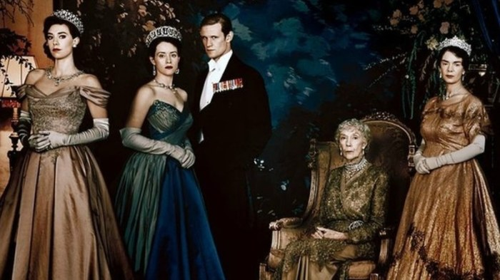 Top 10 seriale Netflix-The Crown