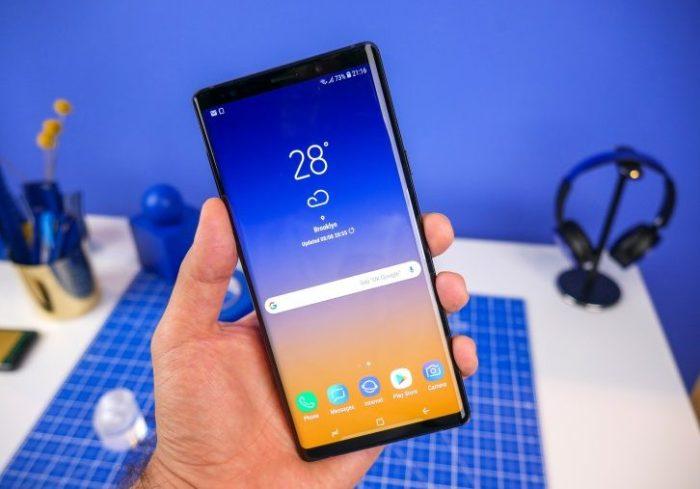 Samsung Galaxy Note 9 (5)