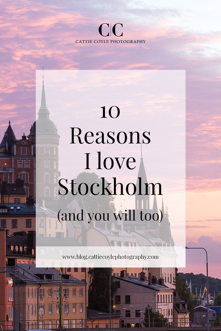 Stockholm, Sweden, really is one of the most fabulous and beautiful cities in the world. I know it might not be on your must see list, but it should be! It has so much to offer.