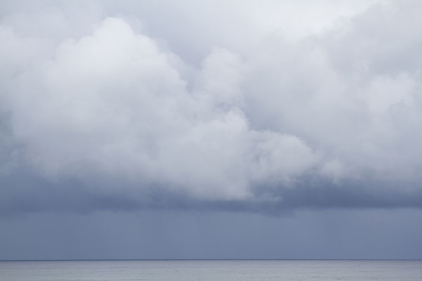 Summer Storm No 2 - Oversized wall art by Cattie Coyle Photography