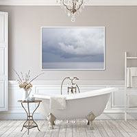 Summer Storm No 8 - Big wall art by Cattie Coyle Photography