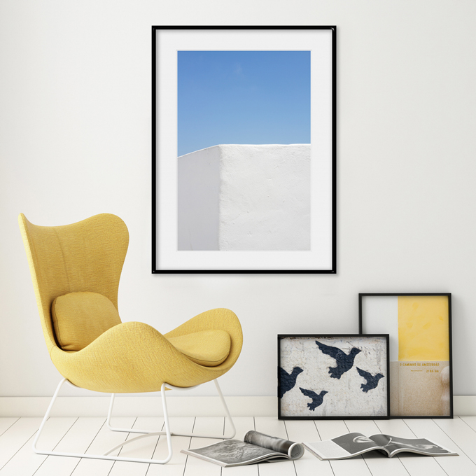 New travel photography fine art prints from Cattie Coyle Photography. Abstract large wall art from Portugal.