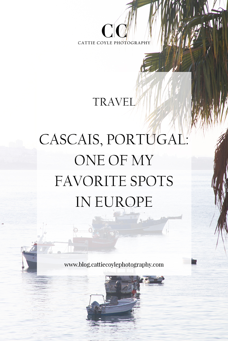 My favorite things to do, restaurants, and more in beautiful Cascais, Portugal (with lots of pictures!). #Portugal #travel #traveltips #europetravel #coastalliving #cattiecoylephotography
