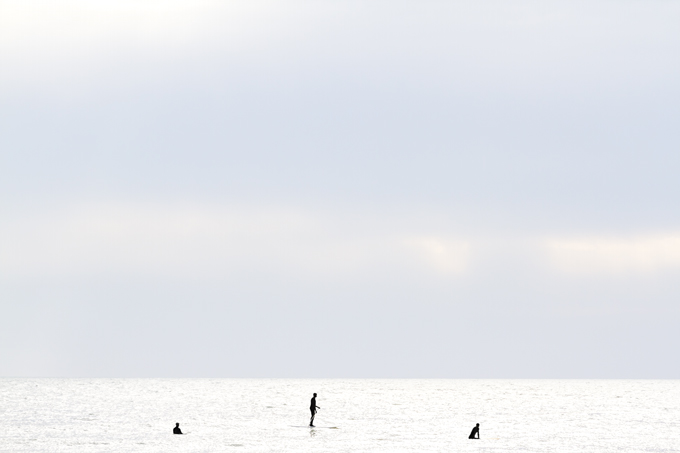 Surfing No 3 Fine art photography by Cattie Coyle