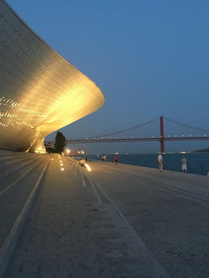 Lisbon Portugal Maat Museum