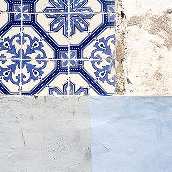 Lisbon tile by Cattie Coyle Photography