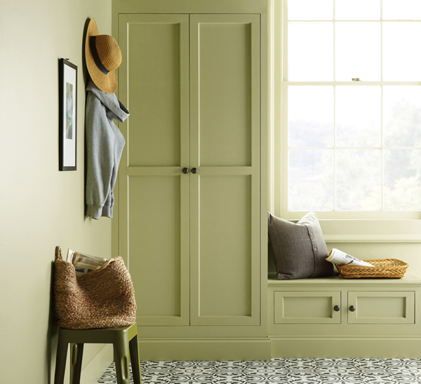 Behr Back to Nature color of the year 2020