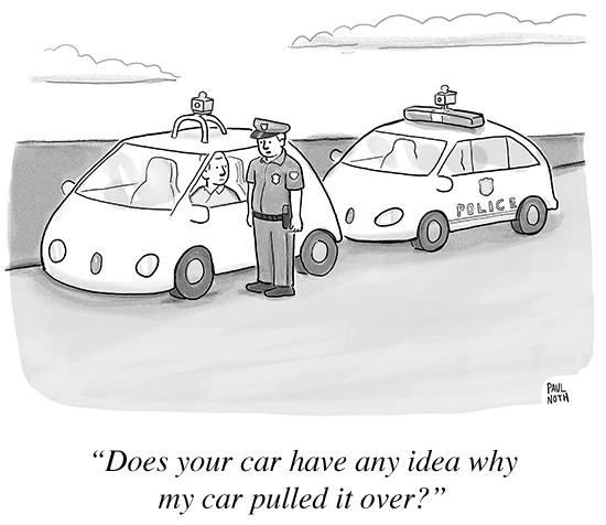 Self-driving cars - SWOT analysis