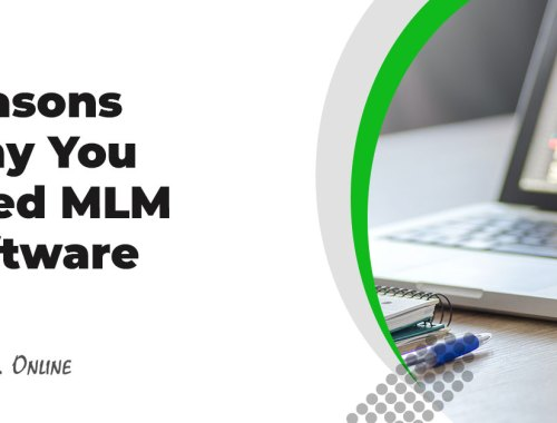 Reasons Why You Need MLM Software
