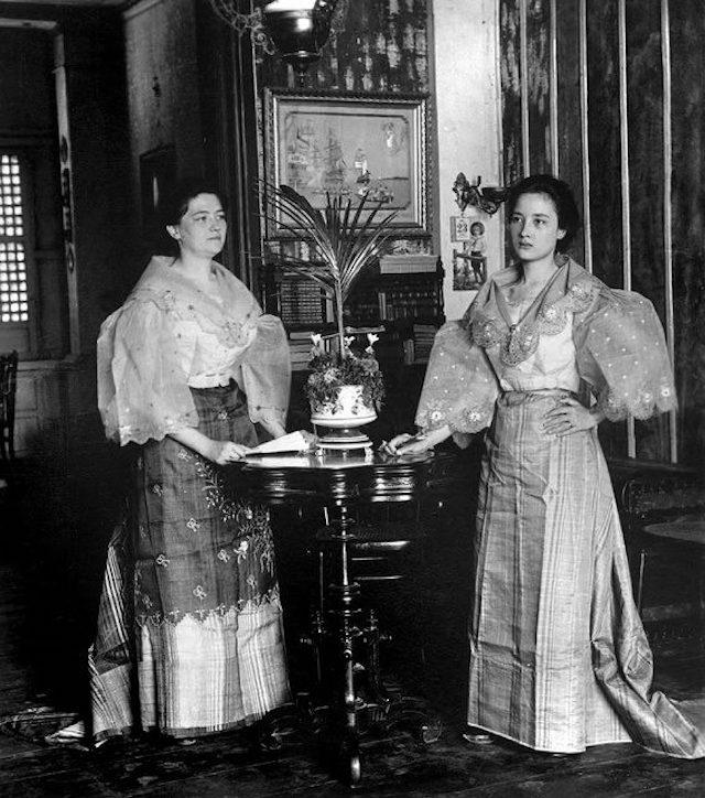 【フィリピン伝統衣装】男性と女性のスタンダードな正装【徹底解説】