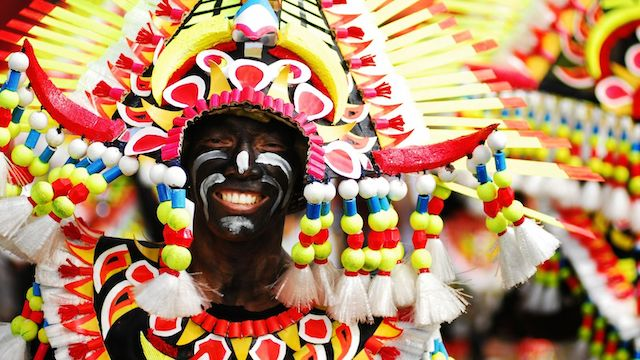 Ati-Atihan Festivalフィリピンのお祭り10選まとめ【一度は行きたいフェスティバル】