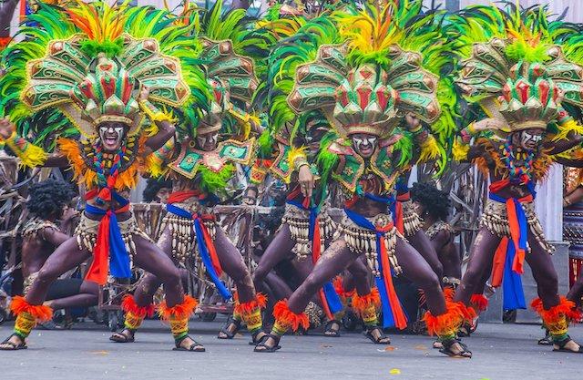 Dinagyang Festivalフィリピンのお祭り10選まとめ【一度は行きたいフェスティバル】