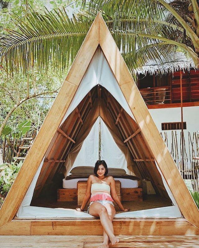 Lampara Siargao【フィリピンの人気グランピング施設10選】気軽に贅沢キャンプ!